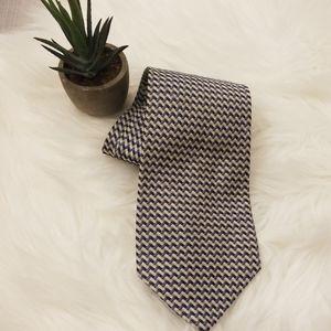 Geoffrey Bean Silk Tie